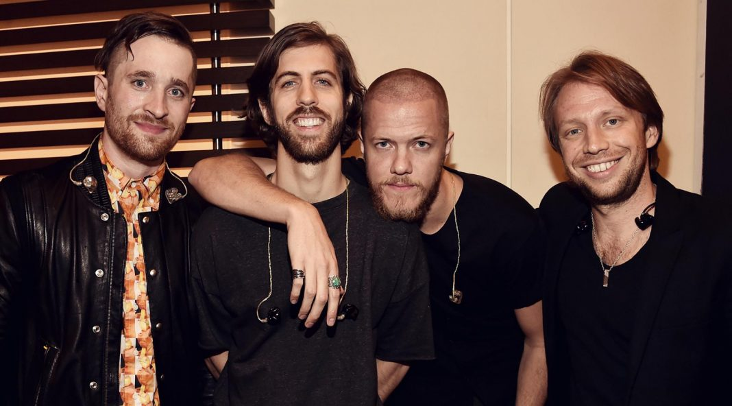 Who Is Imagine Dragons Touring With